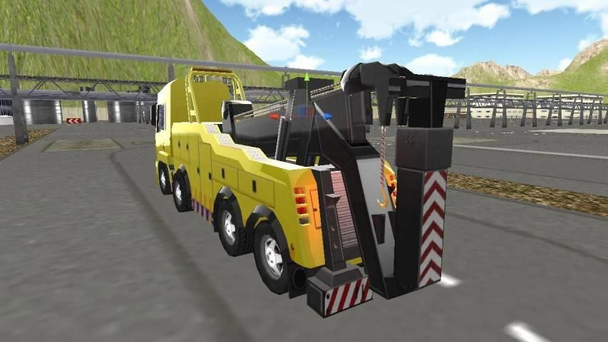 Truck Racing 3D Driving screenshot 8