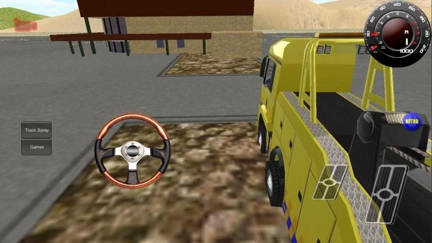 Truck Racing 3D Driving screenshot 16