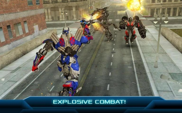 TRANSFORMERS AGE OF EXTINCTION screenshot 2