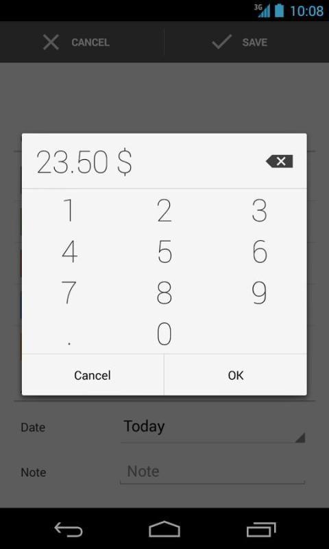 Expense Manager screenshot 10