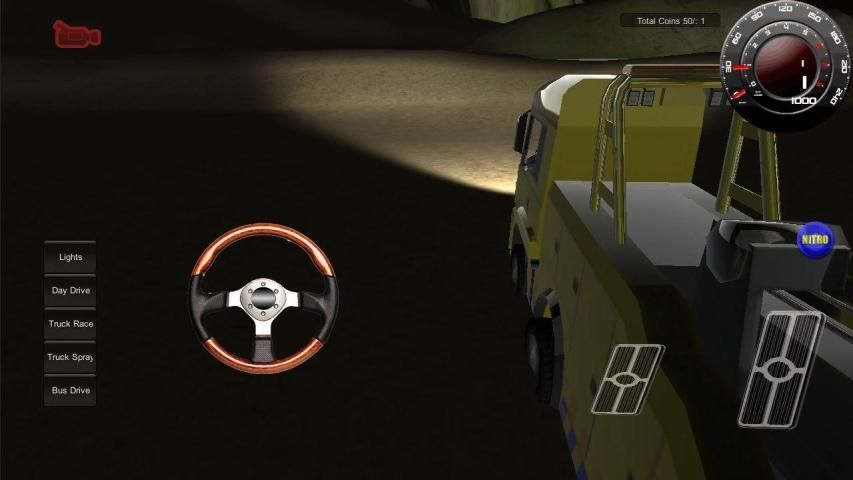 Truck Racing 3D Driving screenshot 5