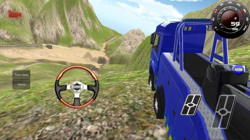 Truck Racing 3D Driving screenshot 21