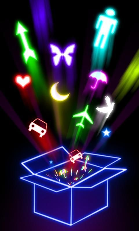 Glow Draw screenshot 2