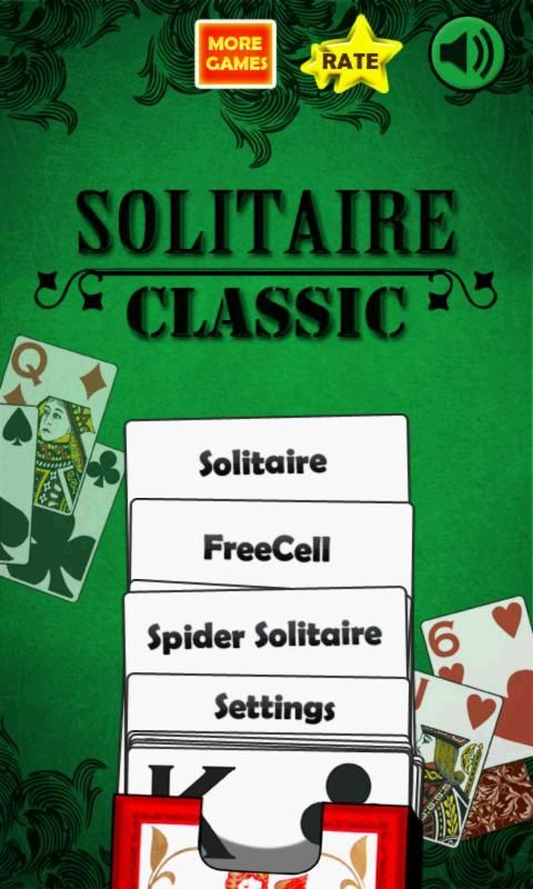 Solitaire Classic screenshot 5