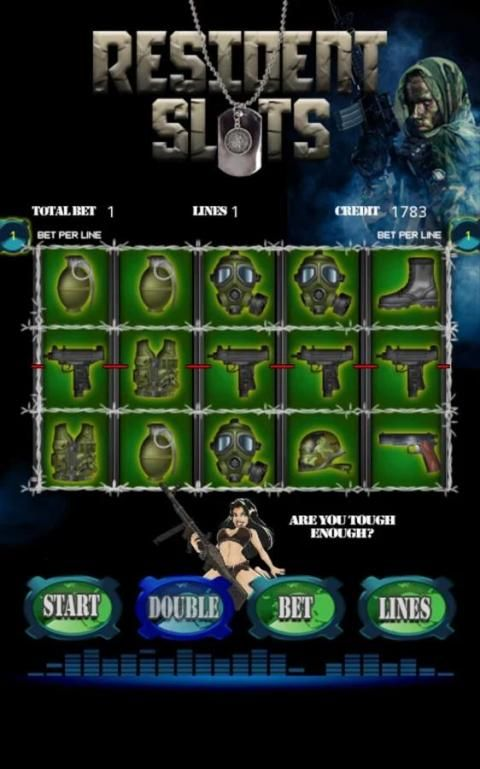 Resident Slots screenshot 4
