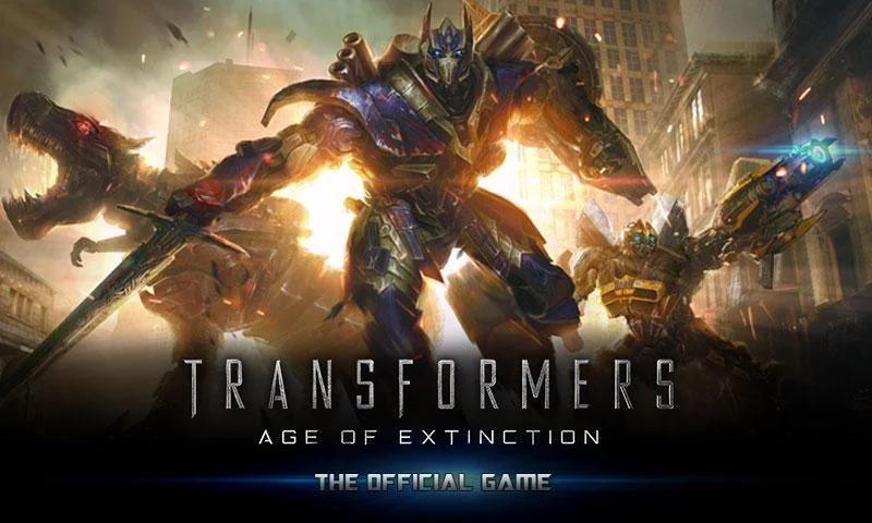 TRANSFORMERS AGE OF EXTINCTION screenshot 11