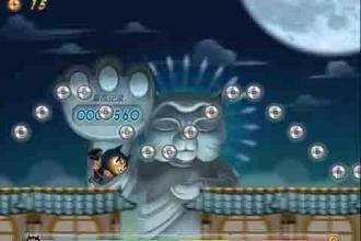 Temple Roof Cat Run screenshot 3