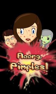 Aaarg, Pimples! - pop zit pus screenshot 10