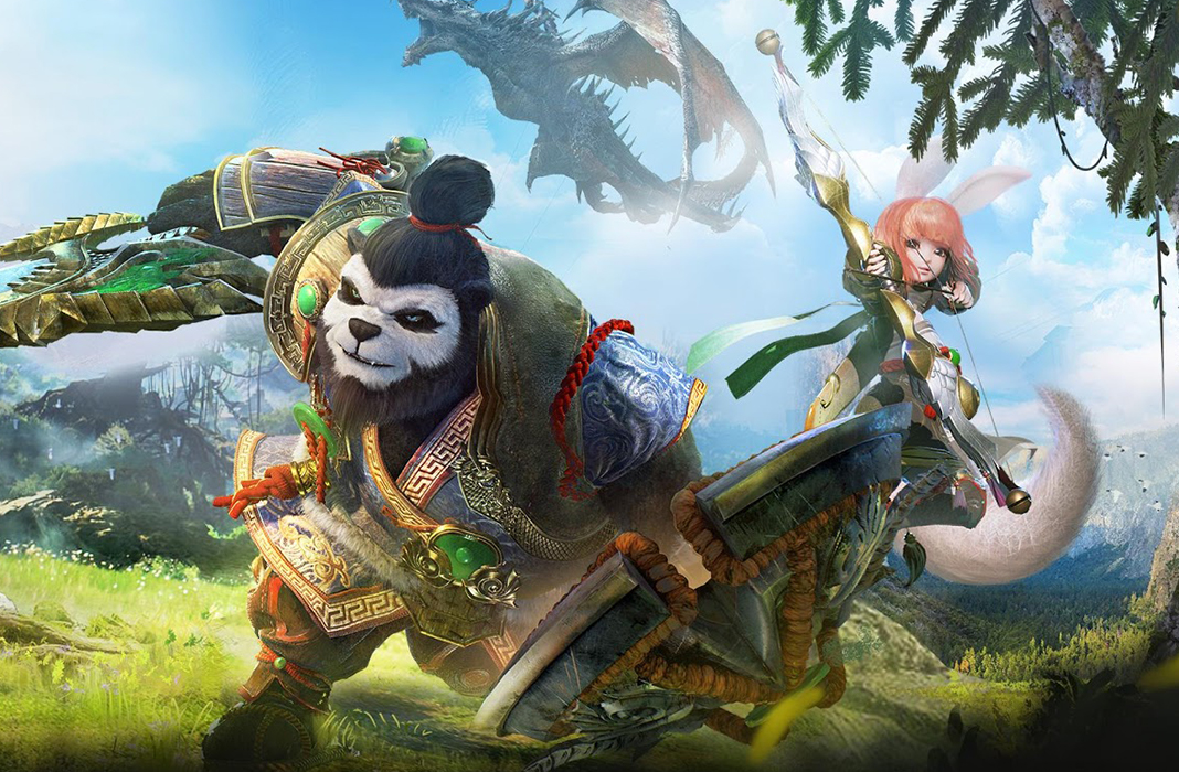 A New Android MMORPG Game You Can't Miss--Taichi Panda 3